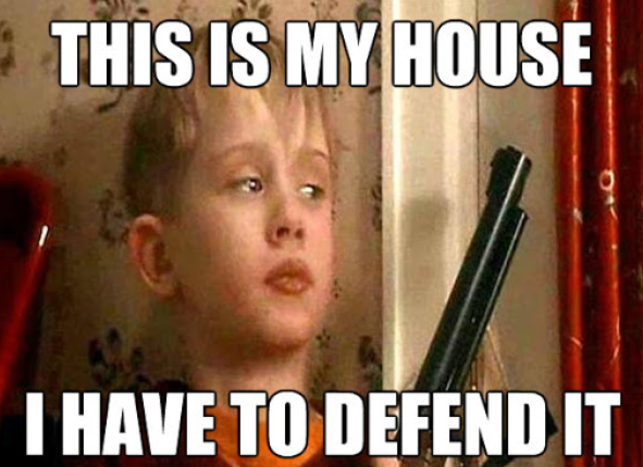 Defend meme