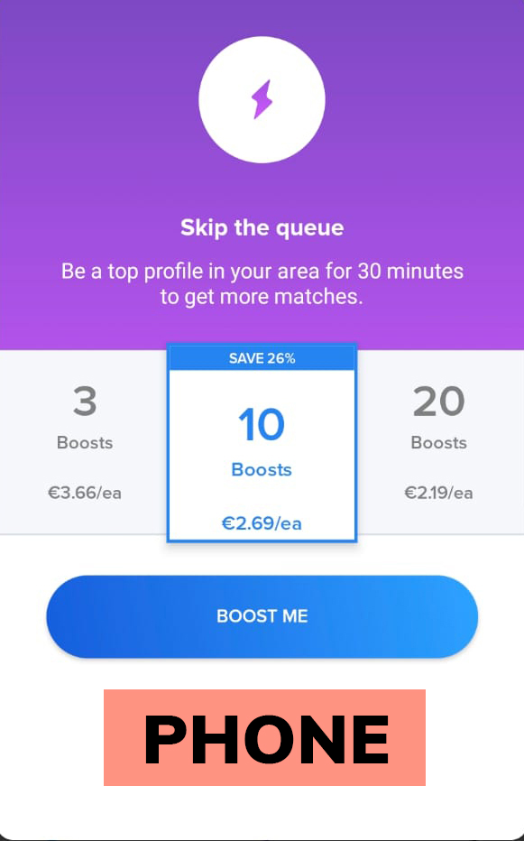 tinderboosts-price-phone
